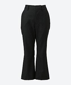 Allege(Women)/アレッジ Stripe Ankle Flare Pants