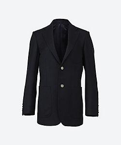Scye/サイ double-woven wool serge 2B blazer