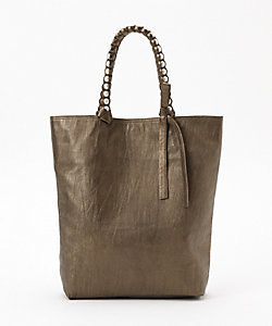 carnet(Women)/カルネ Sheep Leather KURUMI Peal TOTE/Medium(CE-1804-250MT(M))