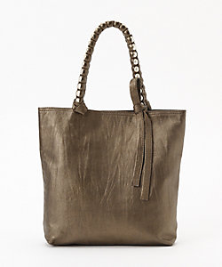carnet(Women)/カルネ Sheep Leather KURUMI Peal TOTE/Small(CE-1804-250MT(S))