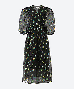 DREAM sister jane(Women)/ドリームシスタージェーン Fantasy Floral Midi Wrap Dress