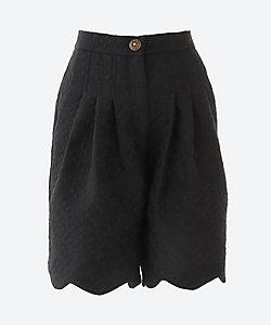 DREAM sister jane(Women)/ドリームシスタージェーン Hoopla Jacquard Tailored Shorts