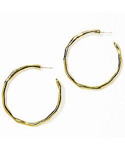 IRIS47(Women)/イリスフォーセブン patted pierce gold