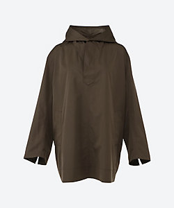 OUTERSUNSET/アウターサンセット 別注hooded volume poncho