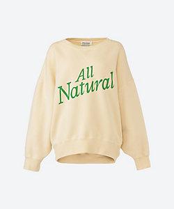 INSCRIRE(Women)/アンスクリア All Natural Crew Neck