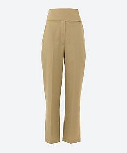 ELIN(Women)/エリン Back slit pants