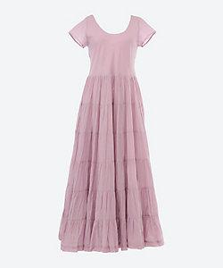 MARIHA(Women)/マリハ 草原の虹のドレス ショートスリーブ