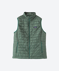PATAGONIA(Women/大きいサイズ)/パタゴニア W's Nano Puff Vest