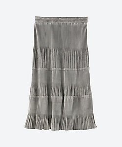 IMPORT BRAND(Women)/インポートブランド Zero Degrees Celsius ヴェルヴェットプリーツスカート