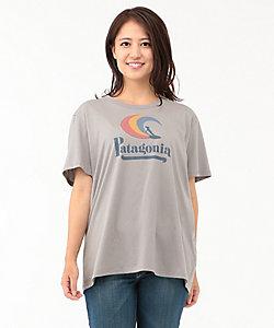 PATAGONIA(Women/大きいサイズ)/パタゴニア W's On Rail Organic Crew T-Shirt