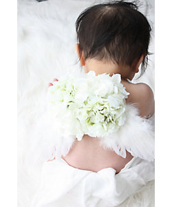 La Stagione(Baby&Kids)/ラ・スタジオーネ 天使のマタニティサッシュベルト(R)ハート