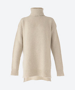 DEVEAUX NEW YORK/デヴォー ニューヨーク TURTLE NECK SWEATER