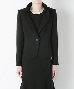 HANAE MORI(Women)/ハナエモリ ブラックフォーマル ジャケット