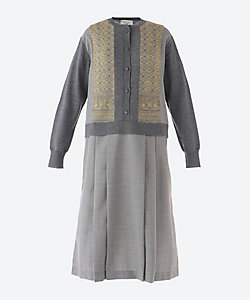 ANTIPAST/アンティパスト sock kint dress