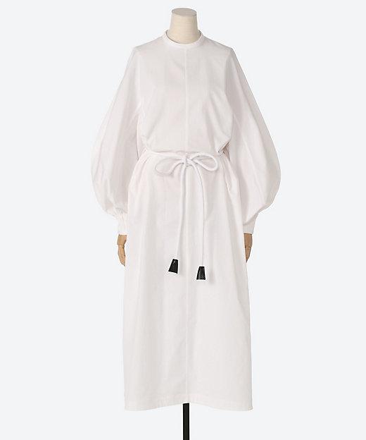 HYKE TASLAN TWILL DRESS