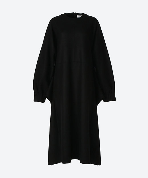HYKE CREW NECK DRESS