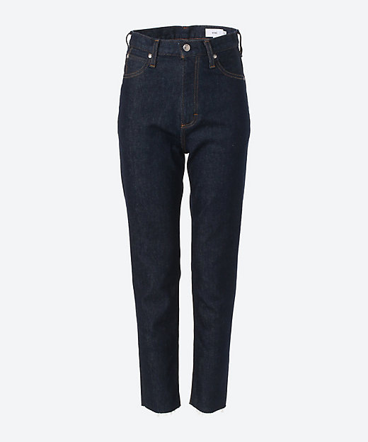 HYKE TAPERED JEANS