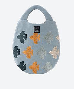 mina perhonen/ミナ ペルホネン egg bag robin