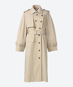 AKIRANAKA(Women)/アキラナカ Belinda trench coat BE