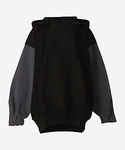 HYKE(Women)/ハイク SWEAT HOODIE(SLEEVES:3-LAYER)