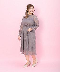 la farfa SHOES(Women/大きいサイズ)/ラ・ファーファ シューズ 6cmヒール2WAY装飾ストラップパンプス