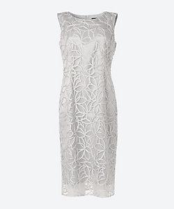 ジェニーソワール/ジェニーソワール コード刺繍ドレス