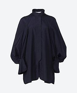 Mame Kurogouchi(Women)/マメ クロゴウチ Puff Sleeve Cotton Shirt
