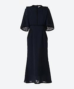 Mame Kurogouchi(Women)/マメ クロゴウチ 三越伊勢丹別注色 Tulip Motif Jacquard Dress