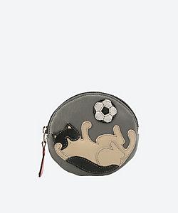 財布 デボルデス サッカー小銭入れ