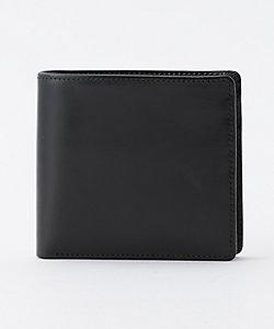 Whitehouse Cox/ホワイトハウスコックス 二つ折り財布(小銭入れ付)(S7532)