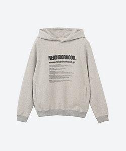 NEIGHBORHOOD ONE THIRD(Baby&Kids)/ネイバーフッドワンサード フーデッドスウェット