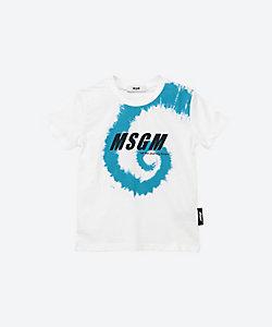 MSGM(Baby&Kids)/エムエスジーエム キッズ 半袖Tシャツ