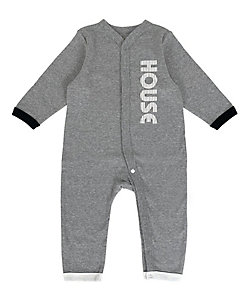 IN THE HOUSE(Baby&Kids)/イン ザ ハウス HOUSE BABY COVERALL