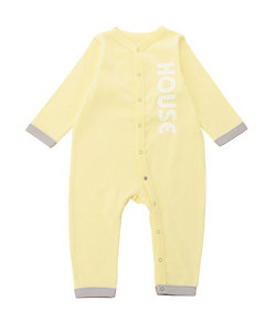 IN THE HOUSE(Baby&Kids)/イン ザ ハウス カバーオール HOUSE PASTEL COVERALL(BABY)
