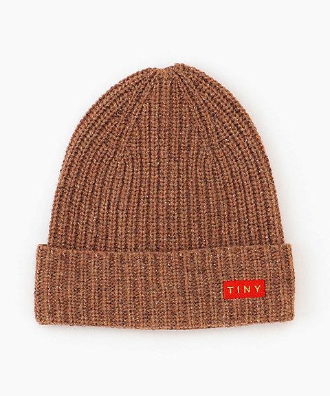 三越・伊勢丹オンラインストア【SALE(伊勢丹)】<tinycottons> ニット帽 brown【三越・伊勢丹/公式】