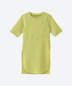 GRIS(Baby&Kids)/グリ リブ Tシャツ