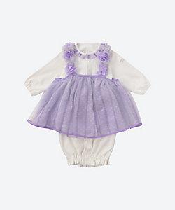 ANNA SUI MINI(Baby&Kids)/アナ スイ・ミニ 2WAYドレスセット