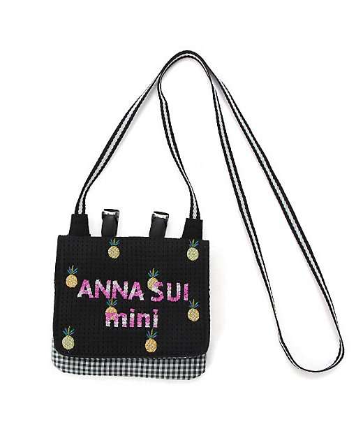 <ANNA SUI MINI(Baby & Kids)/アナスイ・ミニ> 移動ポケット クロ【三越伊勢丹/公式】