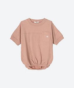 HOLYFIELD(Baby&Kids)/ホリーフィールド <FITH>胸ポケット付き半袖Tシャツ