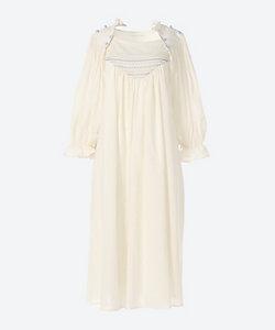 Changeable sleeve dress