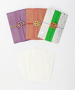 OTUTUMI(Women)/オツツミ ポチ袋 メッセージカード付