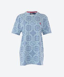 CLOT × Polo/クロット×ポロ Polo x CLOT プリントTシャツ