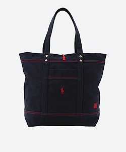 CLOT × Polo/クロット×ポロ Polo x CLOT キャンバス トート