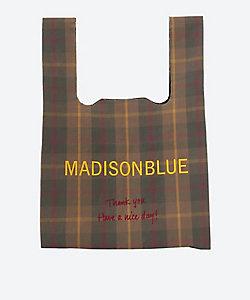 MADISONBLUE(Women)/マディソンブルー MB211-8001 SHOPPING BAG C/N CHECK