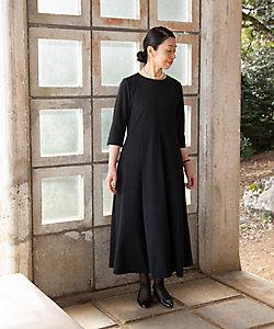 Daja(Women)/ダジャ 【大人になったら、着たい服 先行予約販売】ブラックフォーマルワンピース