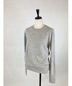 ANSPINNEN(WOMEN)/スピネン ファインソフトカシミヤ クルーネックセーター