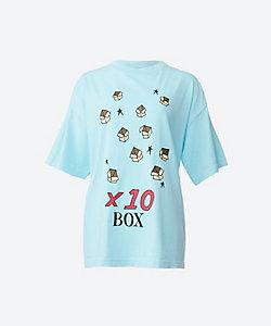 10匣(TENBOX)/テンボックス Packing Brodie Tee