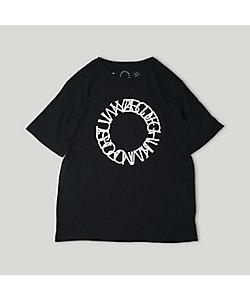 ANREALAGE(Women)/アンリアレイジ ANREALAGE Tシャツ(ブラック)/サステナブル・ファッション・サークル