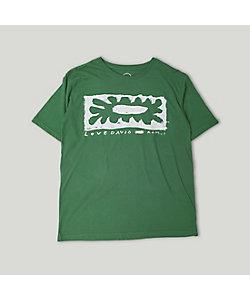 コムアイ/コムアイ コムアイ Tシャツ(グリーン)/サステナブル・ファッション・サークル