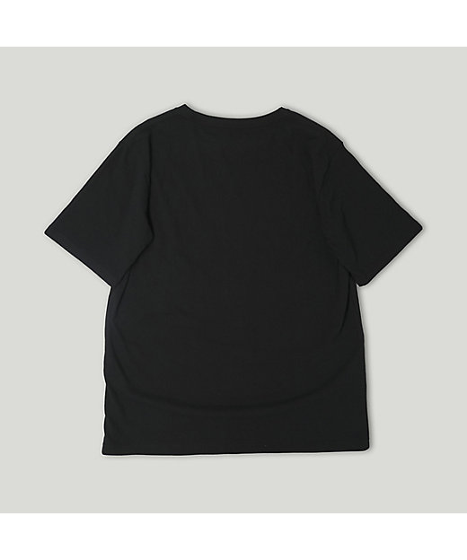mina perhonen Tシャツ(ブラック)/サステナブル・ファッション・サークル